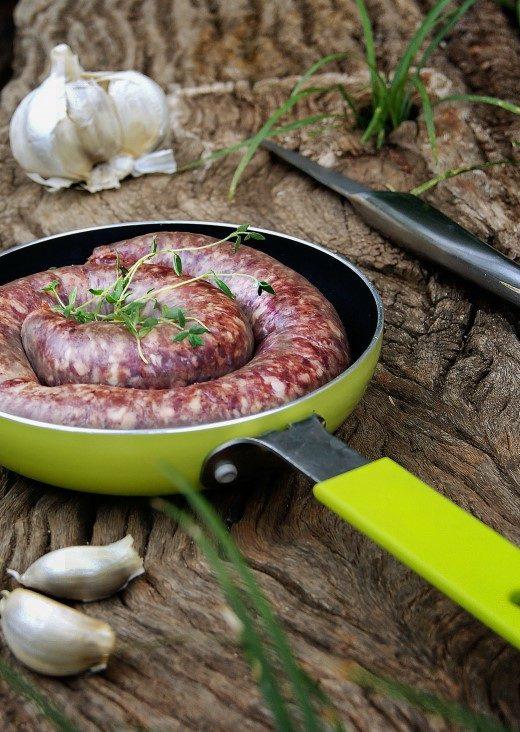 Pande til udendørs madlavning